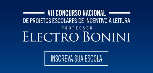 VII Concurso Nacional Incentivo à Leitura Electro Bonini